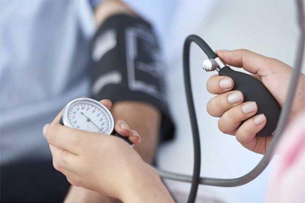 Blood Pressure Close Up