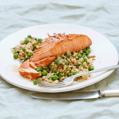 Sensational salmon