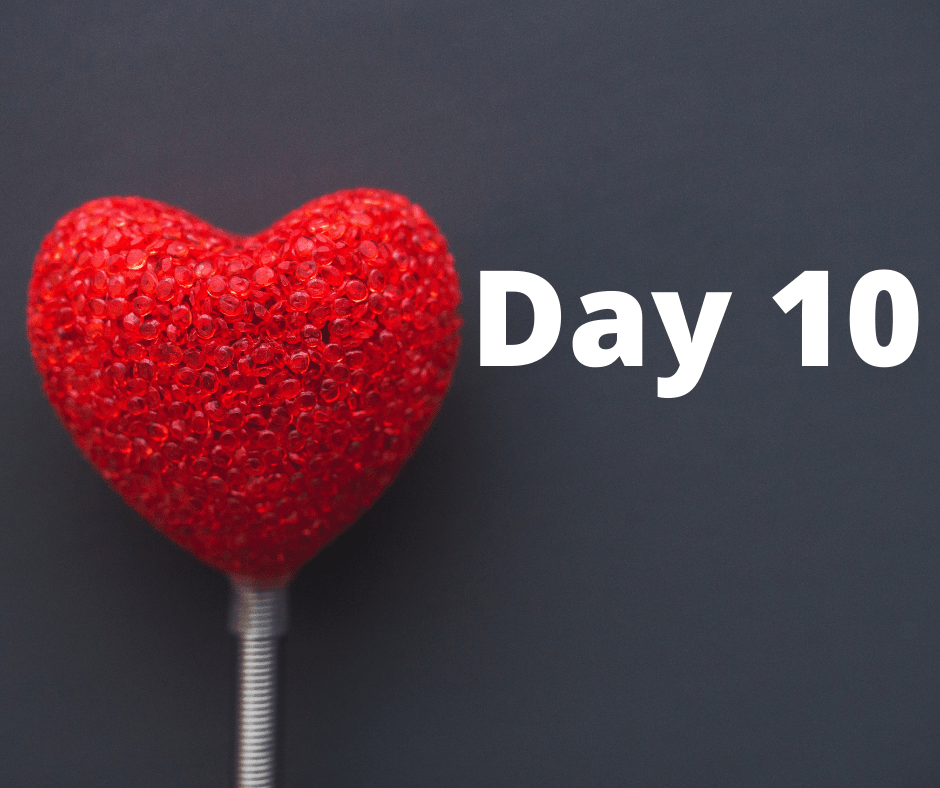 Day 10 – Know your numbers