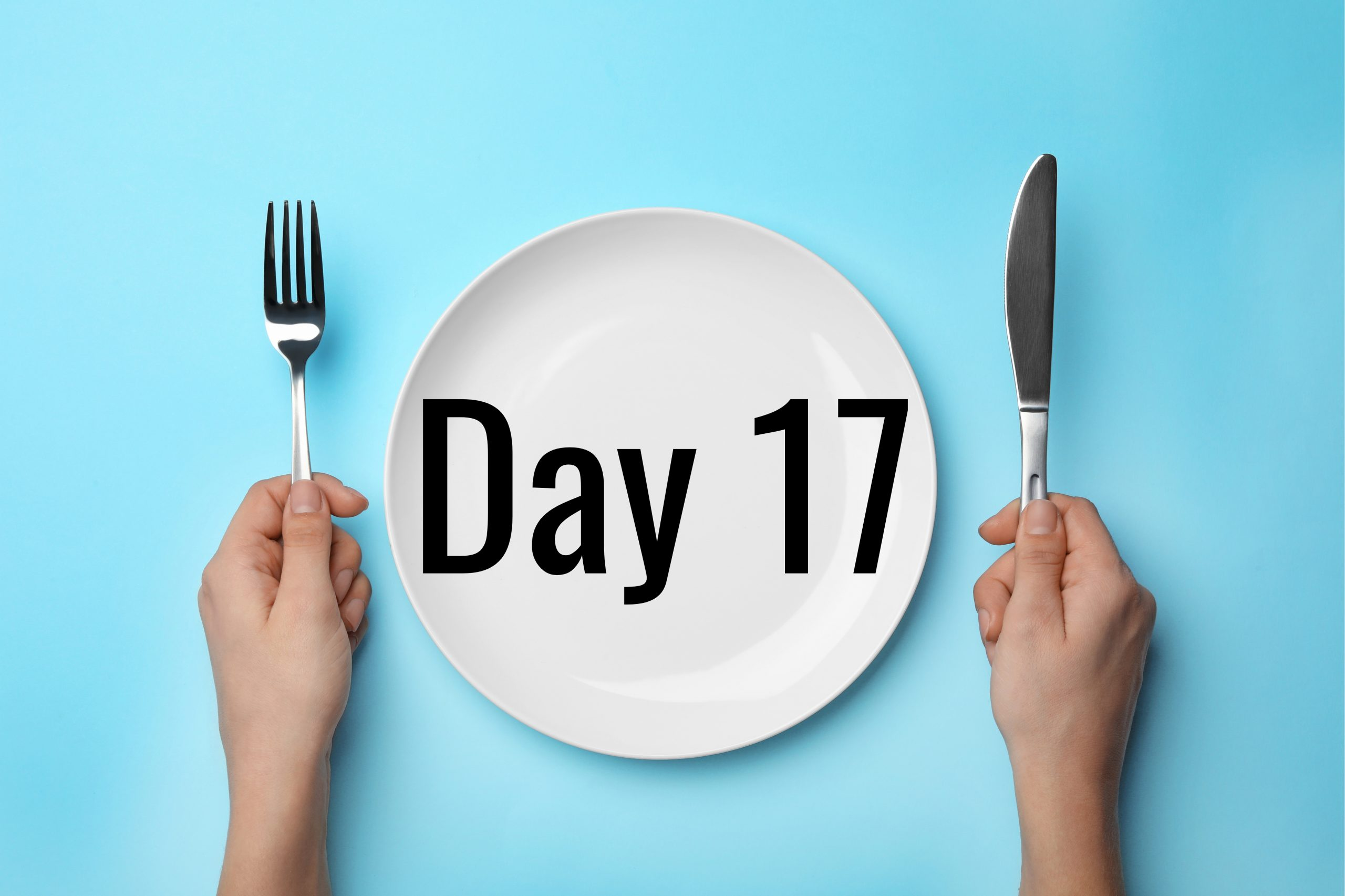 Day 17 – Intermittent fasting