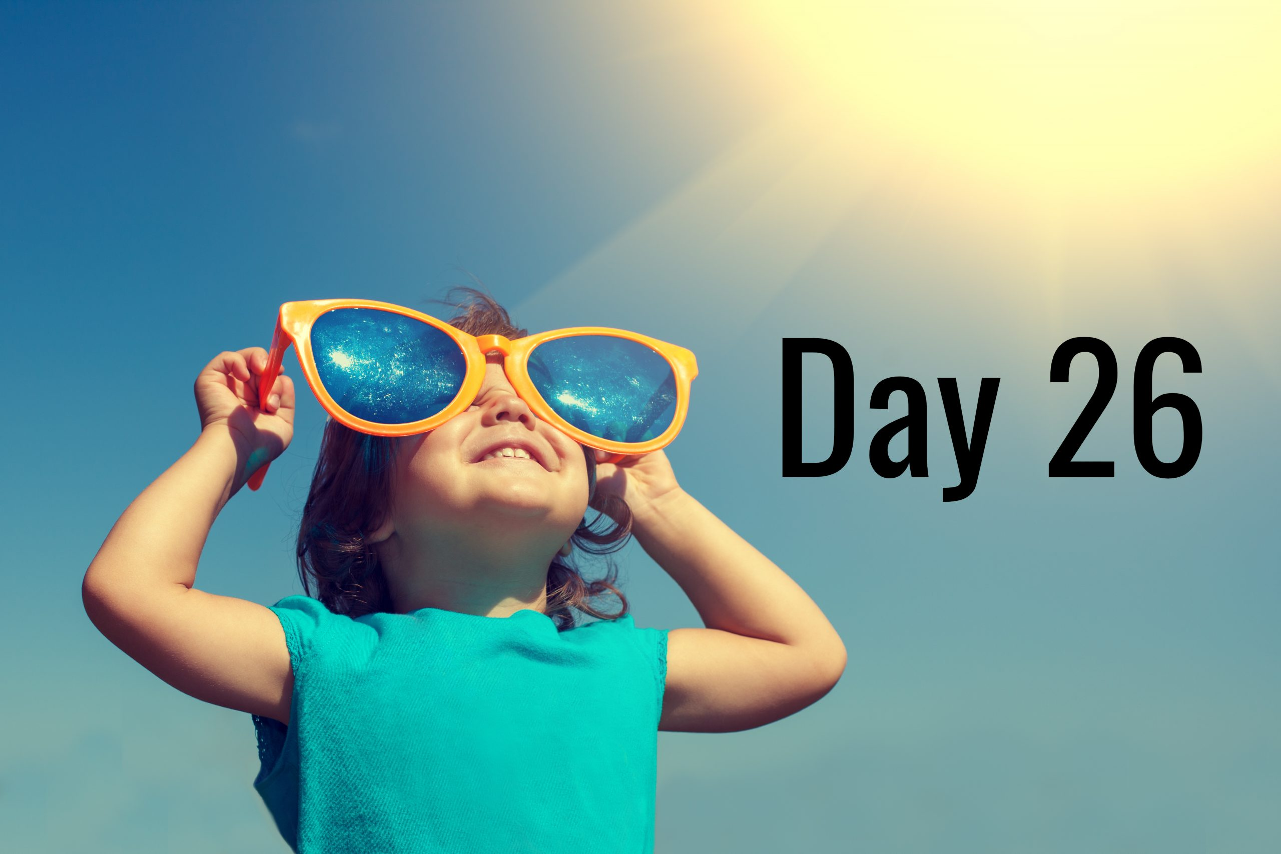 Day 26 – Vitamin D, the facts